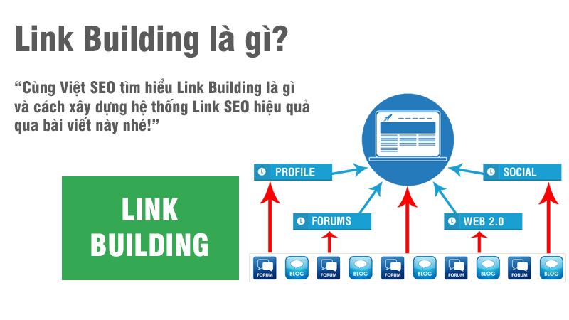 Link Building là gì và cách xây dựng Link SEO hiệu quả?