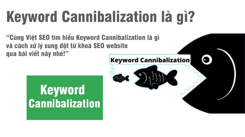 Keyword Cannibalization là gì và cách xử lý xung đột từ khoá SEO?