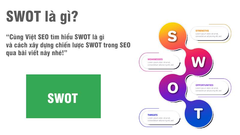 SWOT là gì và cách xây dựng chiến lược SWOT trong SEO?