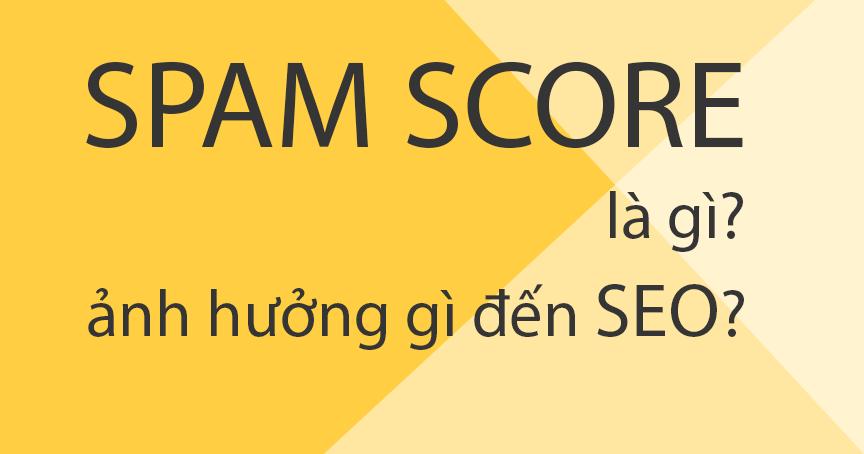 Spam SCore Web là gì và cách cải thiện Spam SCore web SEO?