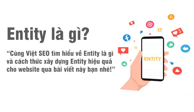 Entity là gì và cách xây dựng Entity hiệu quả cho website?