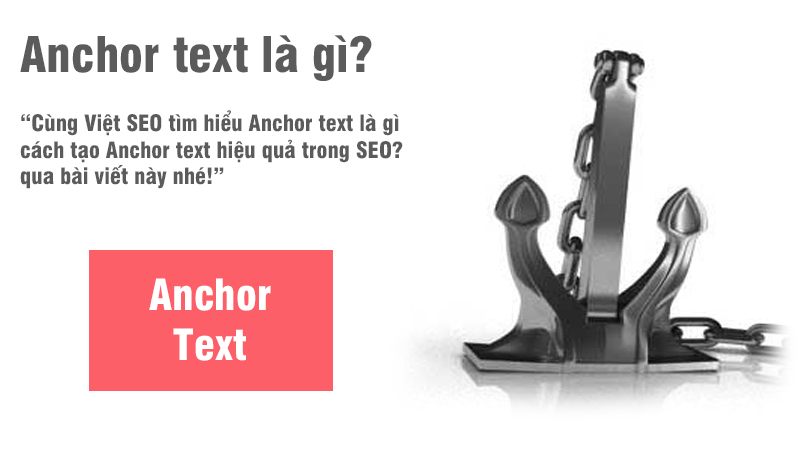 Anchor text là gì cách tạo Anchor text hiệu quả trong SEO?