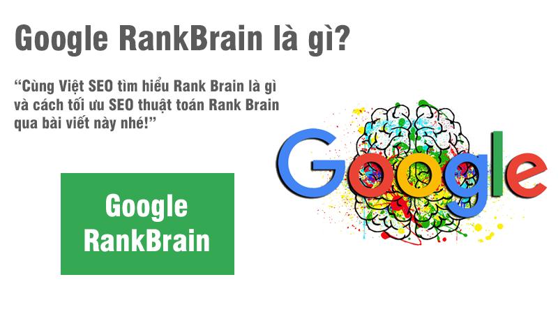 Rank Brain là gì và cách tối ưu SEO thuật toán Rank Brain?