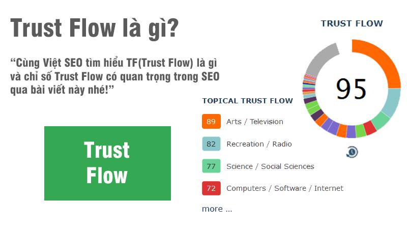 TF là gì và chỉ số Trust Flow có quan trọng trong SEO?